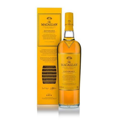 The Macallan Edition No. 3