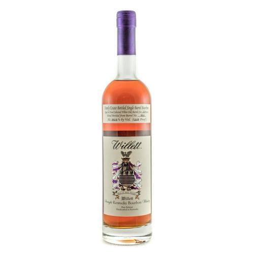 Willett Family Estate Bottled Bourbon 22 Years Old Barrel No. B52