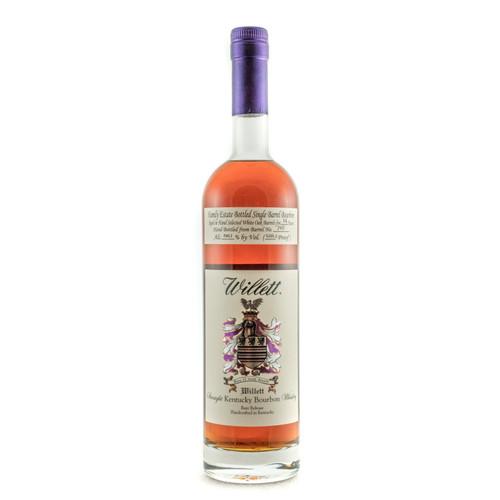 Willett Family Estate Bottled Bourbon 14 Years Old Barrel No. 707