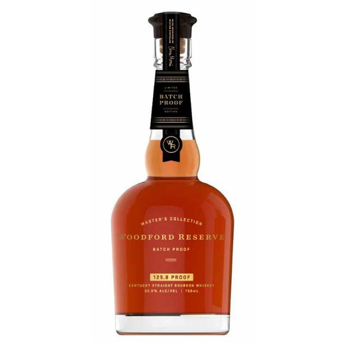 Buy Woodford Reserve Master's Collection Batch Proof Bourbon Whiskey online at sudsandspirits.com and have it shipped to your door nationwide.