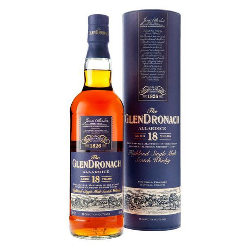 GlenDronach Allardice 18 Years Old