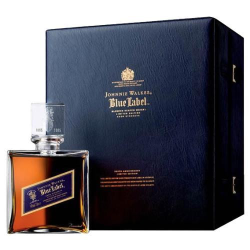 Johnnie Walker Blue Label 200th Anniversary Edition