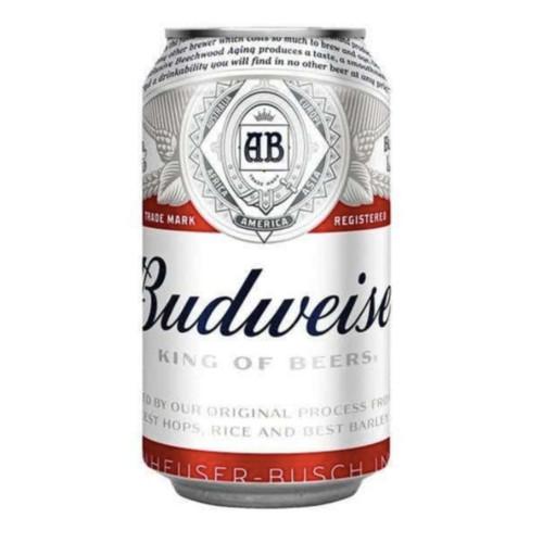 Budweiser Beer 12 oz