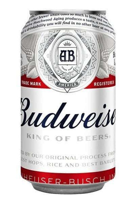 Budweiser leads the U.S. Premium beer category, outselling all other domestic premium beers combined. The beer itself has a rather subtle profile of malts.