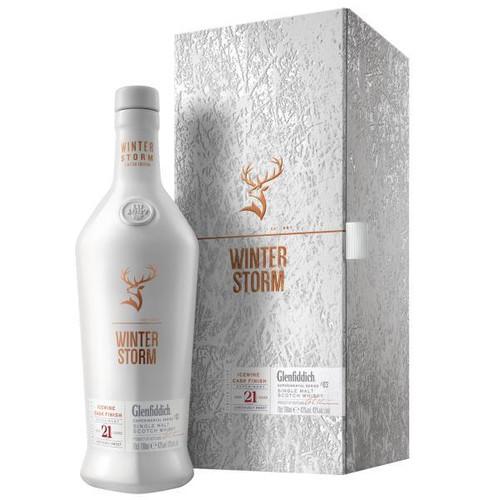 Glenfiddich Winter Storm 21 Year Old Ice Wine Cask Single Malt