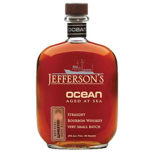 Jefferson's Ocean Special Wheated Mashbill Voyage 15