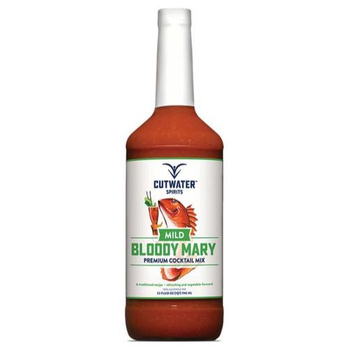 Cutwater Spirits Mild Bloody Mary Mix - 32oz Bottle