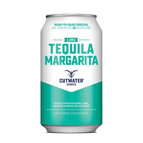 Tequila Margarita (4 Pack - 12 Ounce Cans)