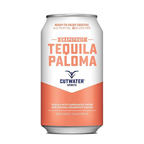 Tequila Paloma (4 Pack - 12 Ounce Cans)