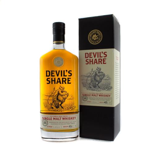 Ballast Point Devil's Share Batch #3
