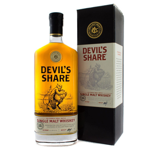 Ballast Point Devil's Share Batch #4