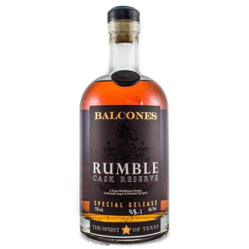 2012 Balcones Rumble Cask Reserve