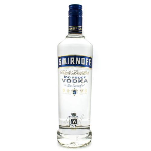 Smirnoff 100 Proof Vodka