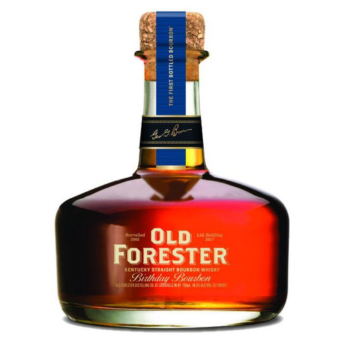 Old Forester 2017 Birthday Bourbon