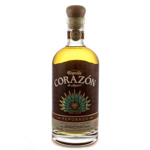 Tequila Corazon De Agave Reposado