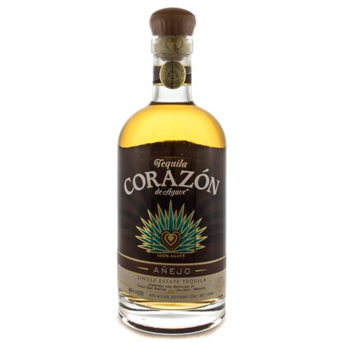 Tequila Corazon De Agave Anejo