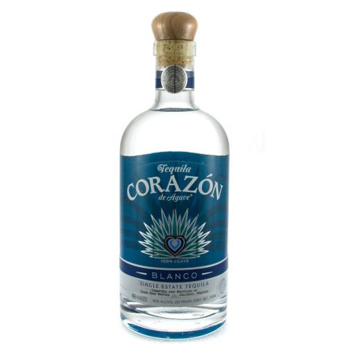 Tequila Corazon De Agave Blanco