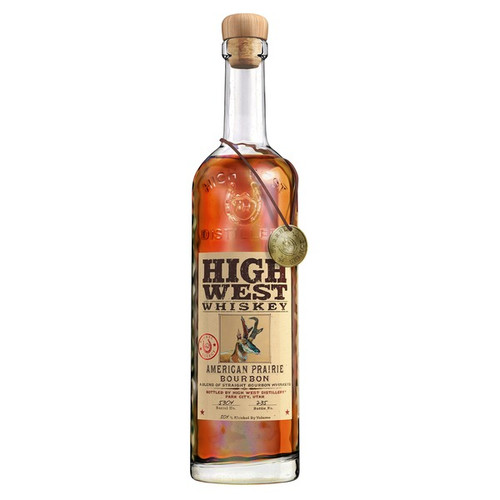 High West American Prairie Bourbon Barrel Select Whiskey | 750ML