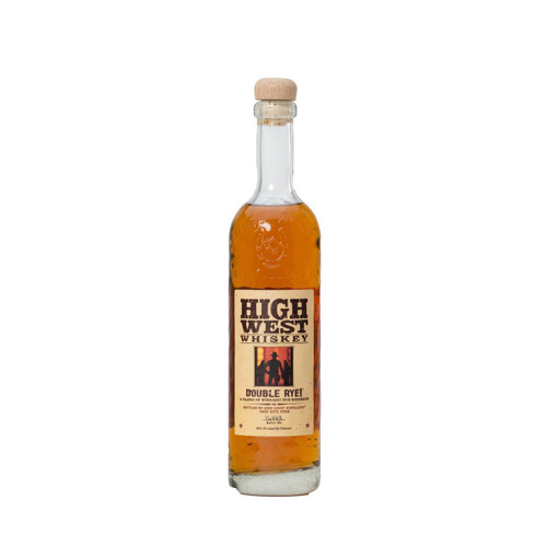 High West Double Rye Whiskey  | 750ml Bottle