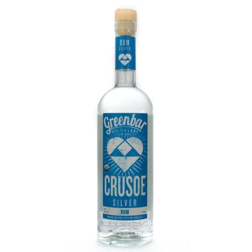 Crusoe Silver Rum