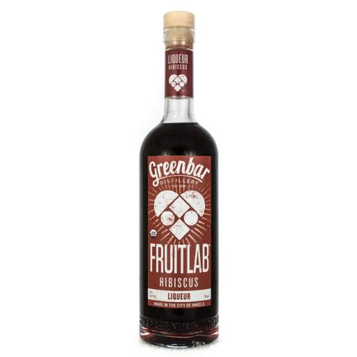 Fruitlab Organic Hibiscus Liqueur