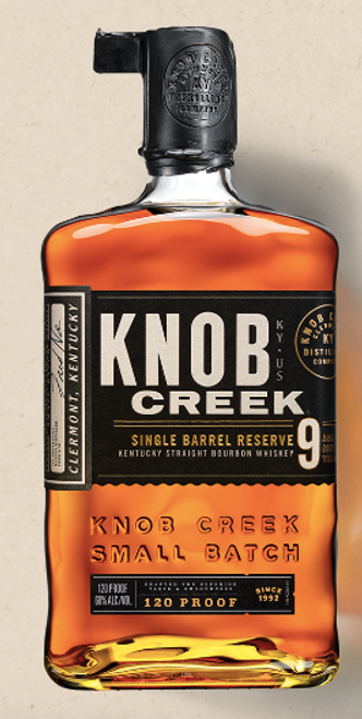 Buy Knob Creek Single Barrel Reserve online at sudsandspirits.com and have it shipped to your door nationwide.