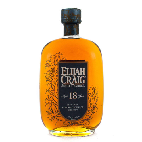 Buy Elijah Craig 18-Year-Old Single Barrel online at sudsandspirits.com and have it shipped to your door nationwide.
