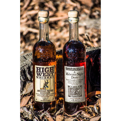 American Prairie Bourbon & A Midwinter Nights Dram Bundle