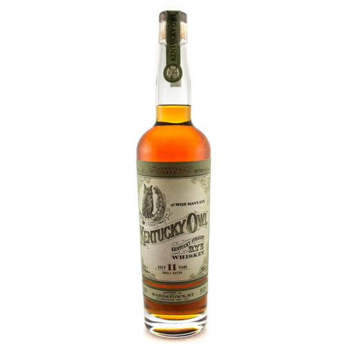 Kentucky Owl 11 Year Kentucky Straight Rye Whiskey