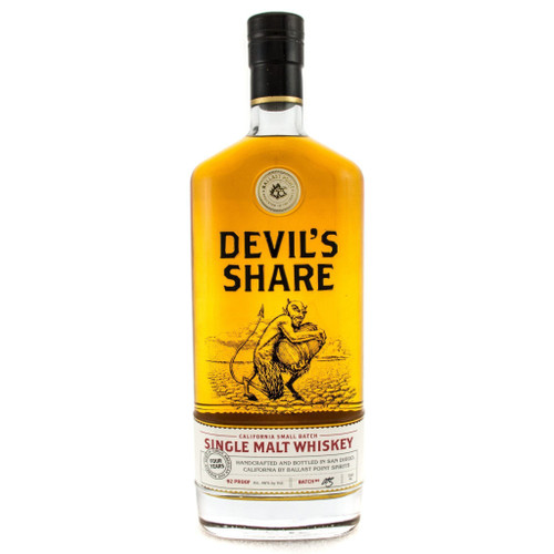 Ballast Point Devil's Share Batch #1 (Box Included)