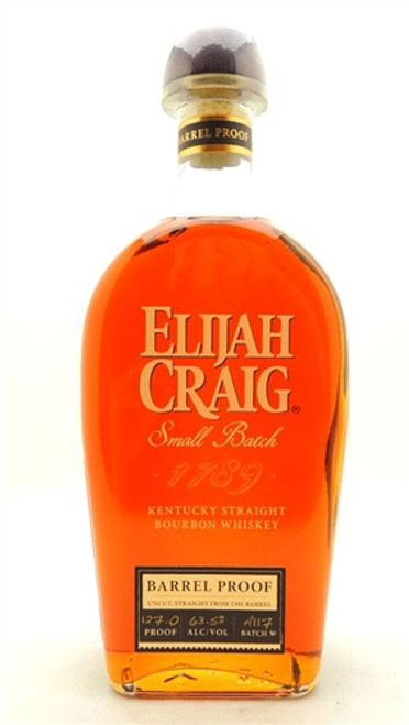 Buy Elijah Craig Barrel Proof online at sudsandspirits.com and have it shipped to your door nationwide. Elijah Craig Barrel Proof Bourbon is Whisky Advocate's international reviewers consistently ranked #1 in a blind taste test against hundreds of whiskies from around the world.