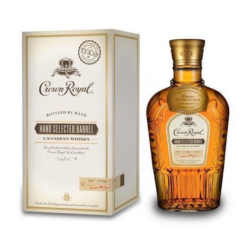 Crown Royal Hand Selected Barrel