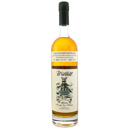 Willett Family Estate Bottled Single-Barrel 3 Year Old Straight Rye Whiskey