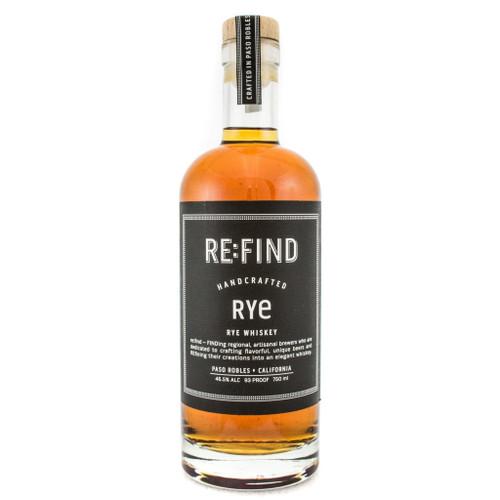 Re:Find Rye