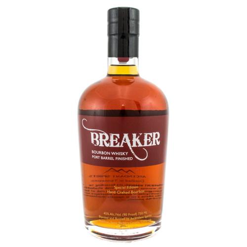 Breaker Bourbon Port Barrel Finished