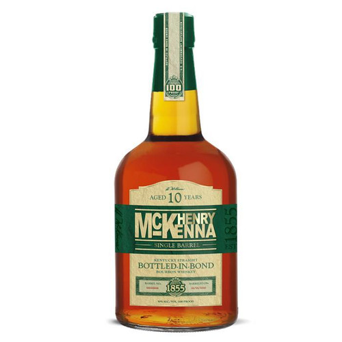 Buy Henry McKenna 10 Year Old Bourbon Whiskey online at sudsandpirits.com and have it shipped to your door nationwide.