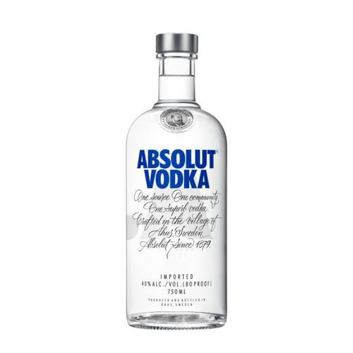 Absolut Vodka | 750ML