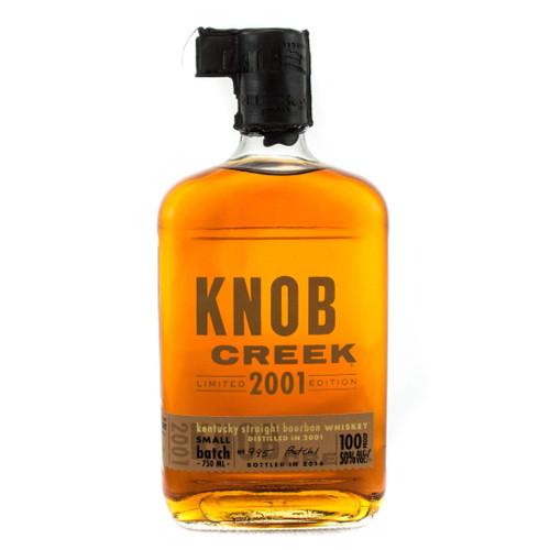 Knob Creek Limited 2001 Edition
