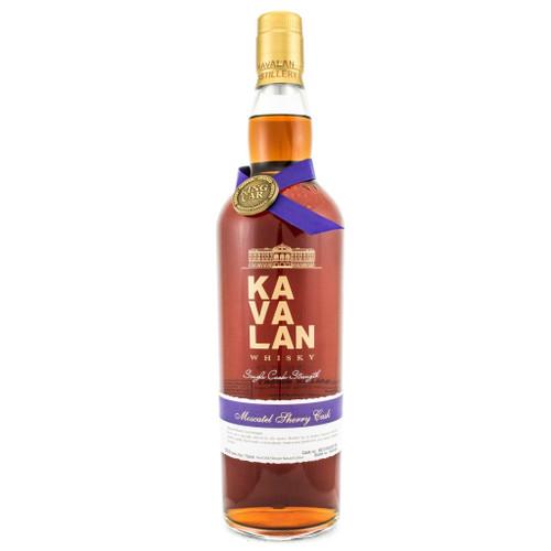 Kavalan Moscatel Sherry