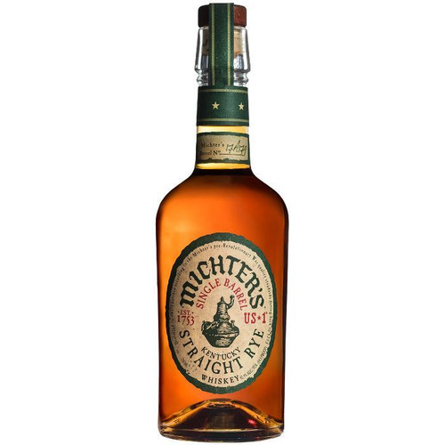 Michter's Kentucky Straight Rye