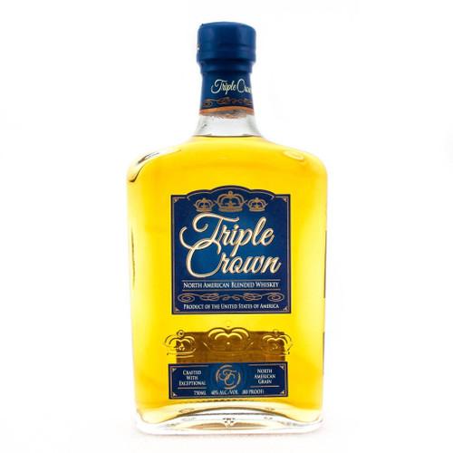 Triple Crown North American Blended Whiskey