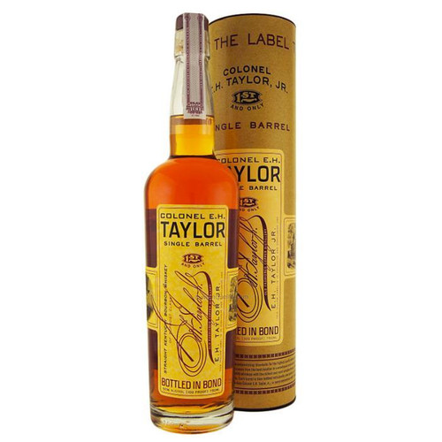 Colonel E.H. Taylor, Jr. Single Barrel