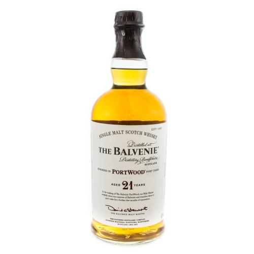 Buy The Balvenie Portwood online at SudsandSpirits.com