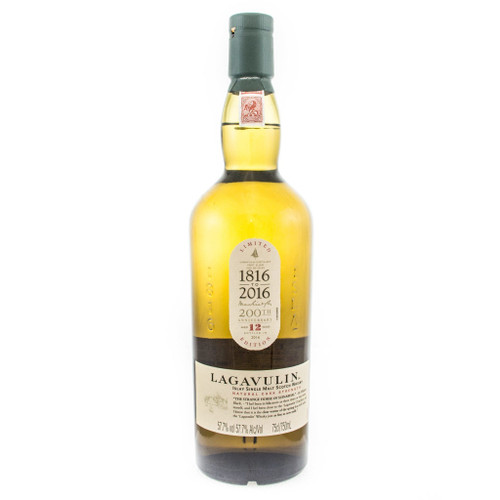 Lagavulin 12 Year Old 200th Anniversary