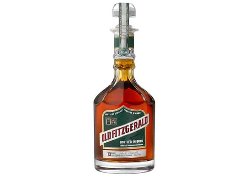 Old Fitzgerald Bottled-in-Bond 13 Years Kentucky Straight Bourbon Whiskey 2019 Edition   750ml