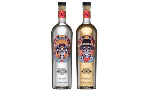 ShopJOSÉ CUERVO TRADICIONAL REPOSADO DAY OF THE DEAD LIMITED EDITION tequila at sudsandspirits.com