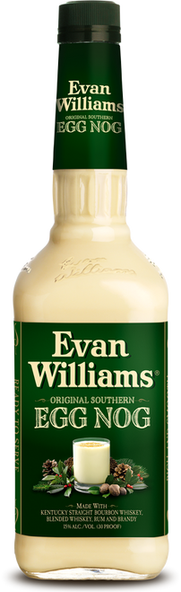 Shop Evan Williams Egg Nog online and have it shipped to your door from sudsandspirits.com