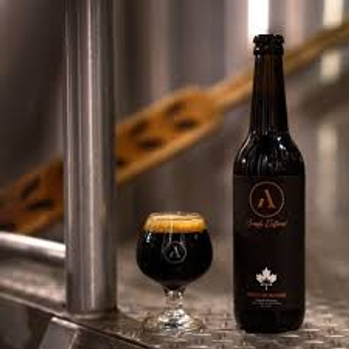 Maple Mornings Imperial Stout - Abnormal Beer Co (500ml)