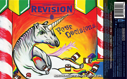 Buy Revision Pour Decisions online at sudsandspirits.com