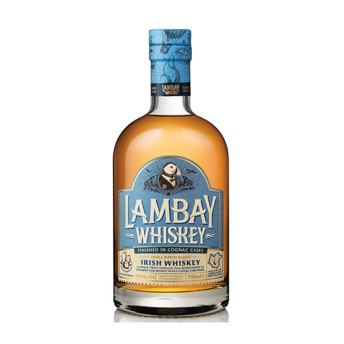 LAMBAY BLENDED IRISH WHISKEY
